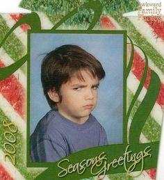 Awkward Holiday Card Contest - AwkwardFamilyPhotos.com