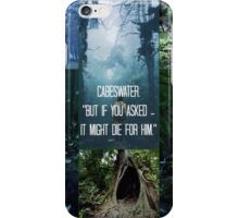 Cabeswater.  iPhone Case/Skin