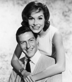 Rob and Laura Petrie  - The Dick Van Dyke Show 1961-1969