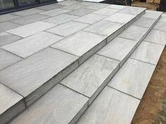 Sandstone Paving Slabs, Grey Paving, Concrete Paving, Paving Stones, Patio Slabs, Patio Stone, Garden Slabs, Slate Patio, Back Garden Design