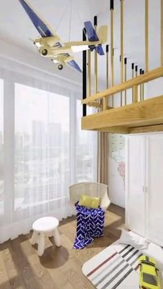Bedroom Decor For Small Rooms, Study Room Decor, Room Ideas Bedroom, Small House Interior Design, Home Room Design, Kids Room Design, Bedroom Furniture Design, Girl Bedroom Designs, Bedrooms