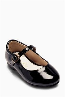 Patent Pumps (Younger Girls)