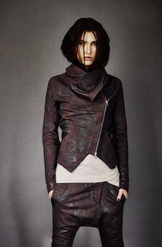 Leather harem pants? ? Yes please!!!!