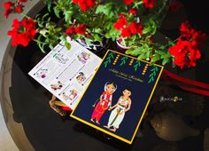 Best Photo of Indian Wedding Invitations Indian Wedding Invitations Cute Indian Cartoon Wedding Invitation Card And All Its Details Indian Wedding Invitation Cards, Wedding Invitation Card Design, Creative Wedding Invitations, Wedding Cards, Invites, Invitation Templates, Wedding Card Design Indian, Indian Wedding Planning, Cartoon