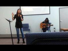 Sohyang singing Amazing Grace - YouTube