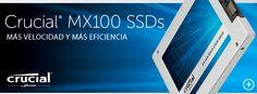 MX100 de Crucial