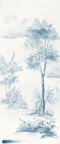 Order Mural Wallpaper Samples | Susan Harter Muralpapers