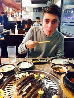 Greyson chance is hot af