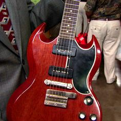 1963 Gibson SG Special Electric Guitar