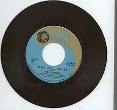 In 1971, One Bad Apple by The Osmonds  http://www.youtube.com/watch?v=SQV2OZDC_FI