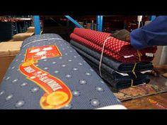 Creating quality Shweshwe at Da Gama Textiles