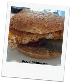 """My """"Better Than Chick-fil-a"""" Chicken Sandwich  *Click on photo for more delicious organic recipes from Foodbabe.com *  Organic dinner ideas, organic recipe ideas, organic living, real food recipes, whole food recipes, clean eating, healthy food, healthy dinner ideas"""