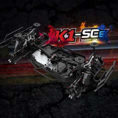 379.99$  Watch here - http://alizfy.worldwells.pw/go.php?t=32767920515 - Free shipping KKPIT 1:10 Motor-driven Cross-country Short track Kit Frame K1 SCE Remote Control Model Vehicle RC hobby 379.99$