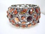 Muti-Brown Stone Bracelet