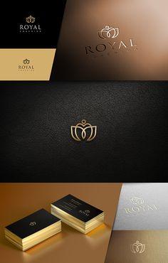 Best Creative Dynamic Logo Design Ideas of 2019 – - corporate branding design Luxury Logo Design, Luxury Branding, Logo Branding, Business Logo, Business Card Design, Business Cards, Business Ideas, Designers Gráficos, Graphic Designers