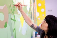 Let go and enjoy the health benefits of creativity. School Art Projects, Art School, Science Art, Science And Technology, Art Therapy Activities, Therapy Ideas, Creative Arts Therapy, Teen Art, Expressive Art
