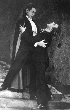 "Bela Lugosi and Dwight Frye, ""Dracula"" (1931)"