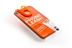 Safe + Series, Phone Leash on Packaging of the World - Creative Package Design Gallery