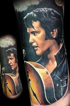 Elvis Tattoo ♡