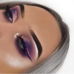 Gorgeous Makeup: Tips and Tricks With Eye Makeup and Eyeshadow – Makeup Design Ideas Makeup Eye Looks, Cute Makeup, Glam Makeup, Gorgeous Makeup, Skin Makeup, Makeup Inspo, Eyeshadow Makeup, Makeup Ideas, Eyeshadows