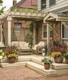 Add Color To Your Outdoor Living Space With Accent / Throw Pillows.  #outdoorliving | Terrace Porch Patio | Pinterest | Daydream Andu2026