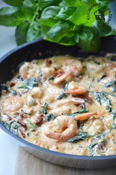 Scampi, Tortellini, Risotto, Potato Salad, Meal Planning, Curry, Brunch, Food And Drink, Menu