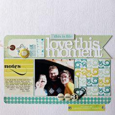 love this moment - Member scraplift by valerieb at @Studio_Calico