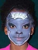 lamb face painting ideas - Google Search