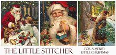 the little stitcher