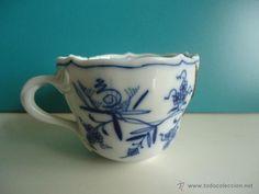 taza antigua porcelana - Buscar con Google