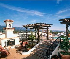 Perch atop Canary Hotel, Santa Barbara