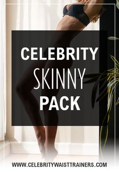 9f6f0a4c6c Celebrity Skinny Pack includes a waist trainer