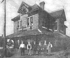 Old Depoe Tuscumbia Alabama early 1900s