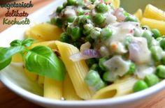 Rezept von Gestern: Mandel-Sauce zu Erbsen und Nudeln (vegan) sehr köstlich! http://kochwelt-blog.de/2013/07/frische-freitag-mandel-sauce-zu-erbsen-und-nudeln/