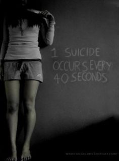 Suicide and Depression are REAL problems! just because they are mental and not physical doesnt make them any easier to deal with! Stop Bullying, Anti Bullying, Take That, Let It Be, Something To Do, It Hurts, Shit Happens, Guys, Mental Illness