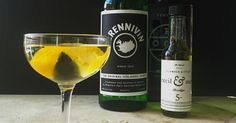 A History of Brennivín Aquavit: The Black Death of Iceland