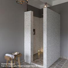 landelijk wonen interieurarchitect more badkamers landelijk badkamer ...