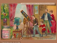How fast can YOU spot the hidden astronomer? | Daily Mail Online