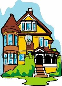 House Clipart Clip Art