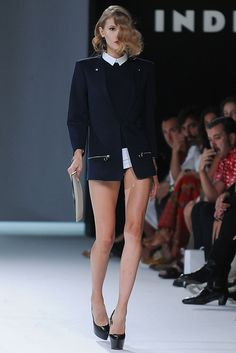 Davidelfin - Pasarela - Mercedes-Benz Fashion Week Madrid