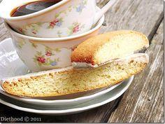 Lemon Biscotti | diethood.com