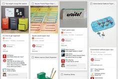 Back to School, via the Official Pinterest Blog