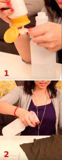 Con este truco nunca más tendrás que planchar, ¡por fin! #plancar #ropa #trucos