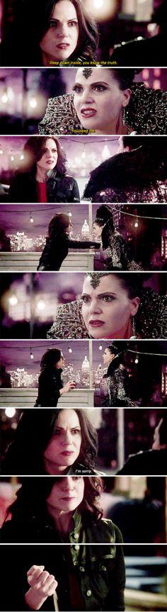 "Regina and The Evil Queen - 5 * 23 ""An Untold Stories"""