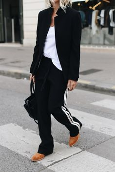 Zadig et Voltaire outfit during PFW Paris Fashion Week 17. Via Mija