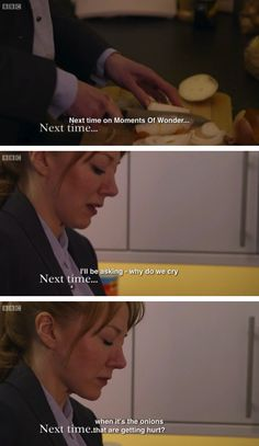 On cooking: | 22 Times Philomena Cunk Spoke The Hilarious And Terrifying Truth