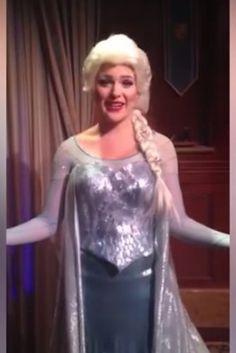 Bullies Tell Girl In 'Frozen' Costume That 'Elsa Isn't Black,' So Internet Steps In