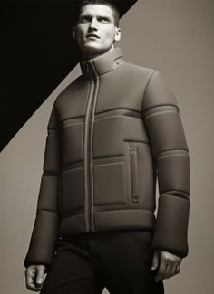 neopreen shield coat men