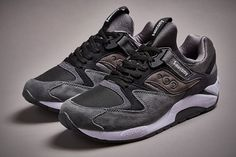 White Mountaineering x Saucony Grid 9000