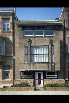 Architectenwoning Eduard Van Steenbergen - Inventaris Bouwkundig Erfgoed - Inventaris Onroerend Erfgoed